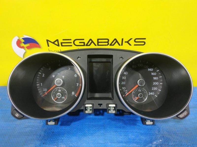 Спидометр Volkswagen Golf MK6 CAV 2011 5K0920 872 (б/у)