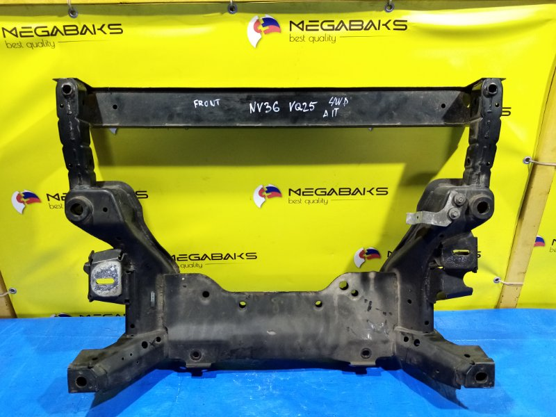 Балка под двс Nissan Skyline NV36 VQ25 передняя (б/у)