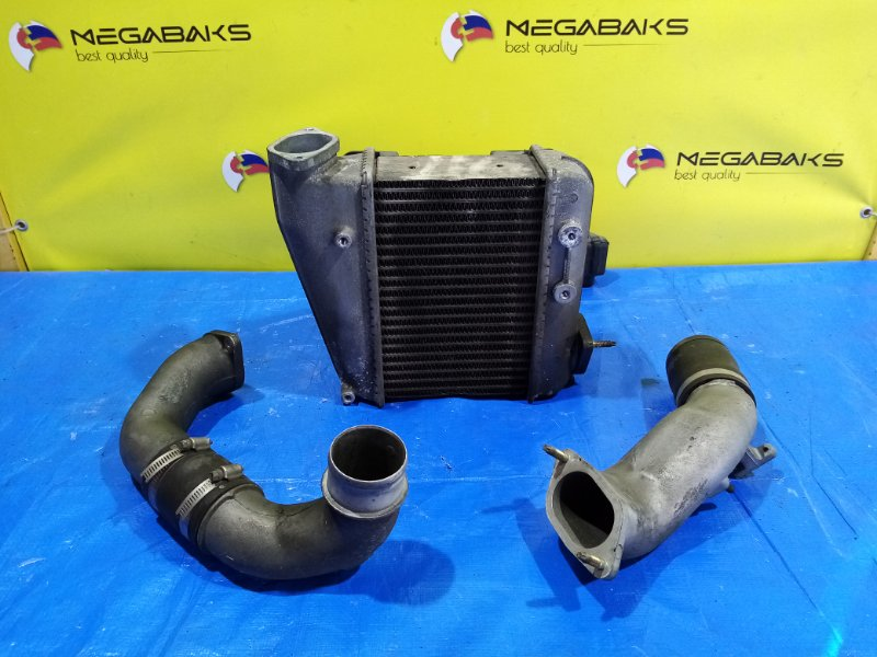 Радиатор интеркулера Nissan Cedric ENY34 RB25DET (б/у)