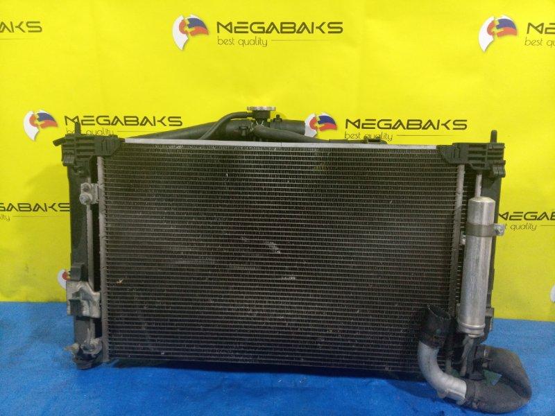 Радиатор кондиционера Mitsubishi Outlander CW5W 4B12 (б/у)