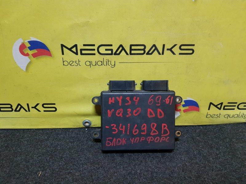 Блок управления инжекторами Nissan Cedric HY34 VQ30DD (б/у)
