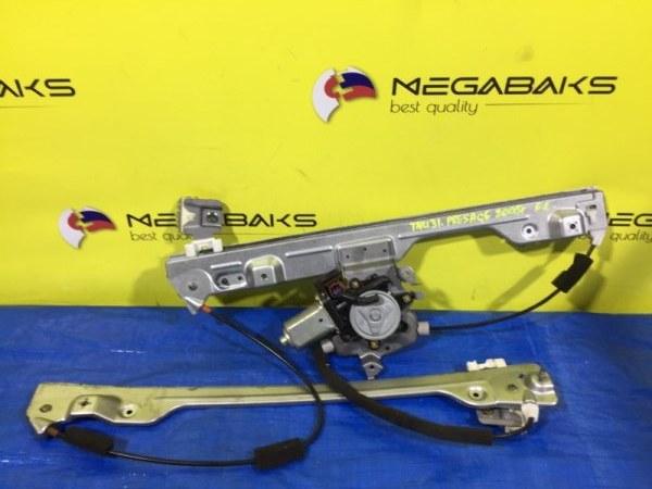 Стеклоподъемник Nissan Presage U31 передний левый (б/у)