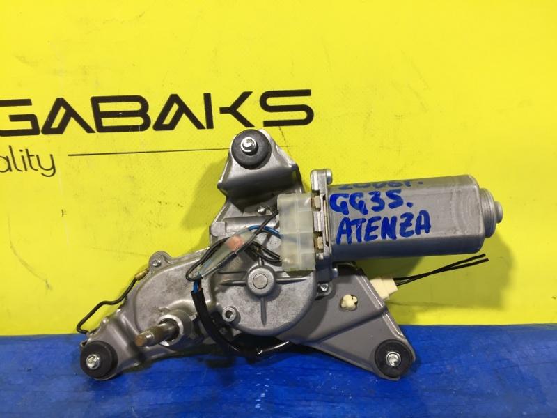 Мотор дворников Mazda Atenza GG3S задний HATCHBACK (б/у)