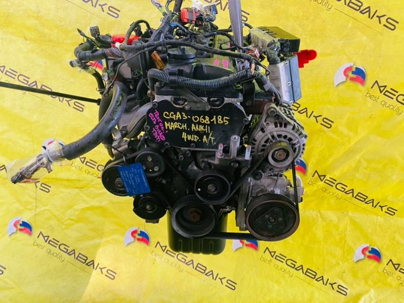 Двигатель Nissan March ANK11 CGA3DE 2000 068185 (б/у)