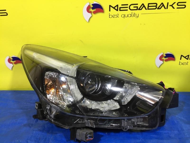 Фара Mazda Demio DJ5FS правая 100-18373 (б/у)