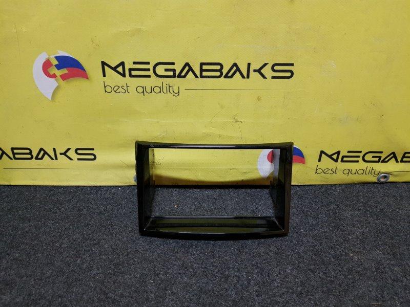 Консоль магнитофона Subaru Legacy BM9 (б/у)