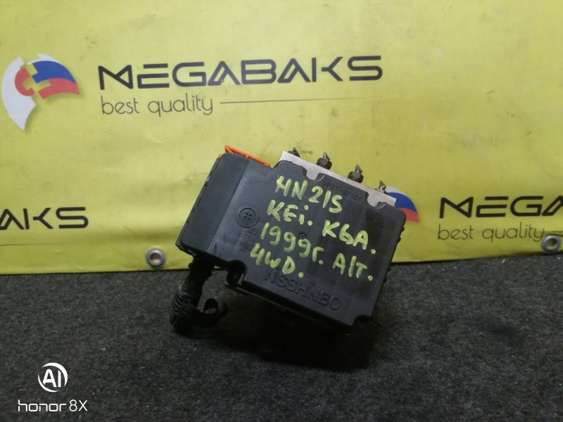 Блок abs Suzuki Kei HN21S (б/у)