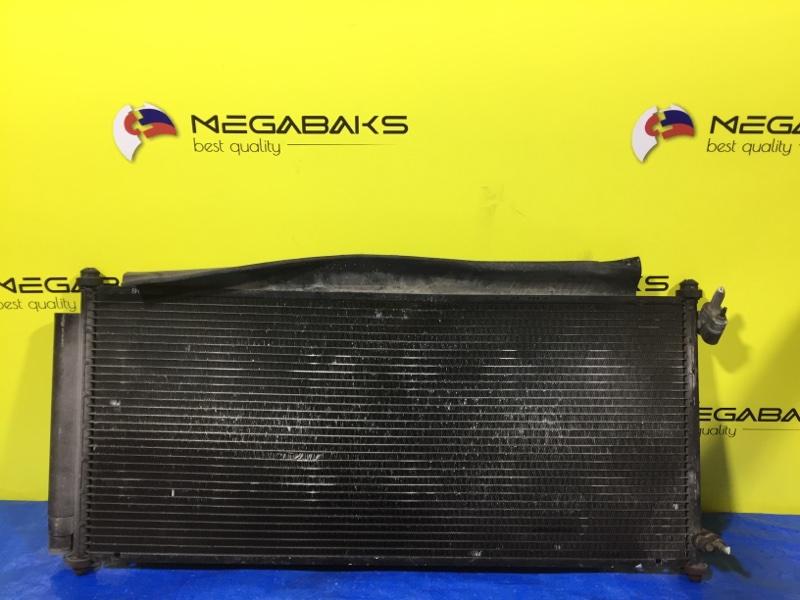 Радиатор кондиционера Honda Fit GD1 L13A (б/у)
