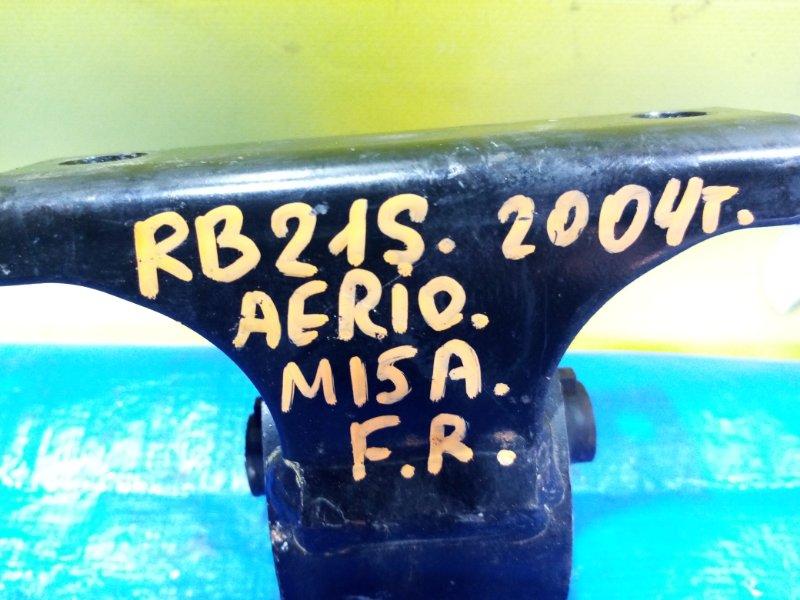 Подушка двигателя Suzuki Aerio RB21S M15A передняя правая (б/у)