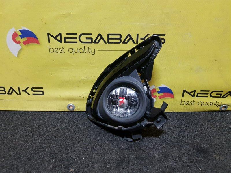 Туманка Mazda Demio DJ3FS правая 114-41977 (б/у)