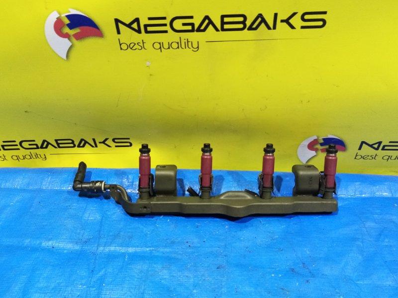 Инжектор Mazda Axela BK5P ZY 195500-3310 (б/у)