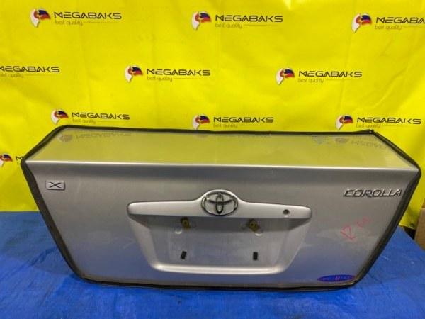 Крышка багажника Toyota Corolla NZE120 I MODEL (б/у)