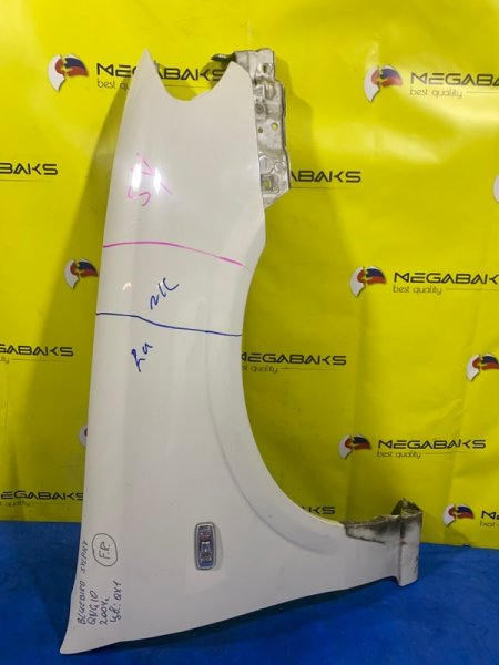 Крыло Nissan Bluebird Sylphy FG10 переднее правое (б/у)