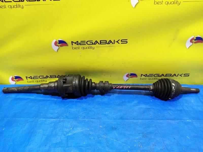 Привод Nissan Ad VHNY11 QG18DE передний правый (б/у)