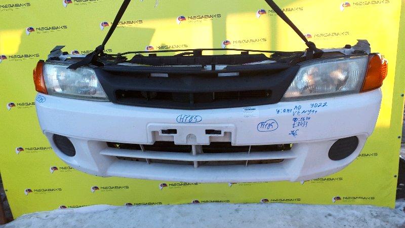 Nose cut Nissan Ad VENY11 YD22 ФАРА 1634 (б/у)