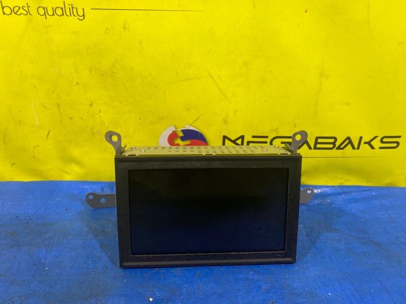 Монитор Mitsubishi Grandis NA4W (б/у)