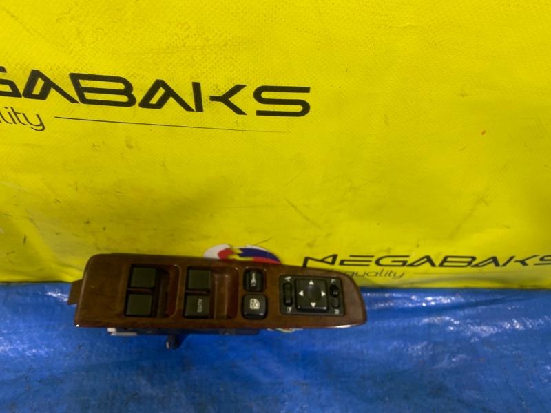 Блок упр. стеклоподьемниками Nissan Laurel C34 передний правый (б/у)