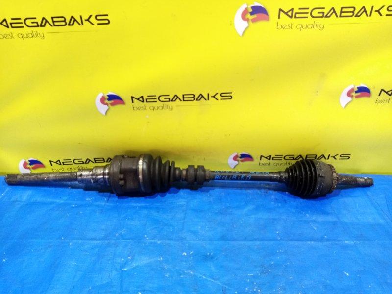 Привод Nissan Bluebird Sylphy QNG10 QG18DE передний правый (б/у)