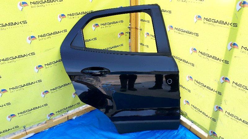 Дверь Ford Ecosport CBW UEJB 2013 задняя правая (б/у)