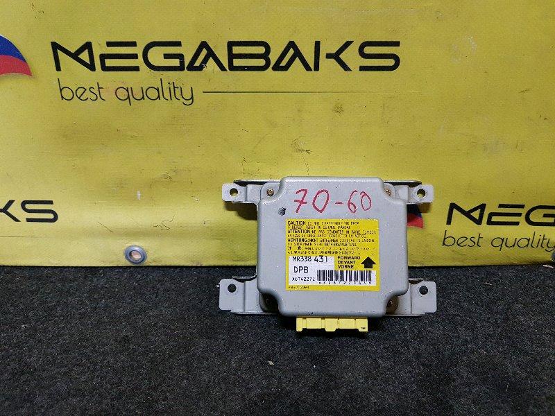 Блок управления airbag Mitsubishi Diamante F36A MR338431 (б/у)