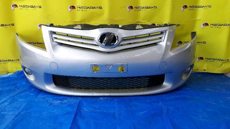 Бампер Toyota Auris NZE151H передний (б/у)