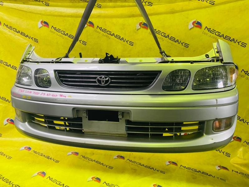 Nose cut Toyota Estima Lucida TCR20 2TZ-FE 1998 28-106 (б/у)
