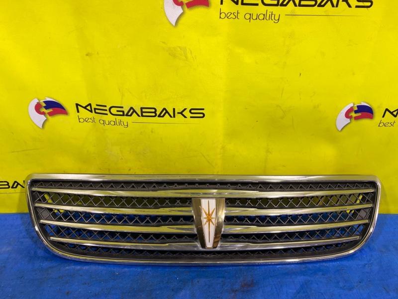 Решетка радиатора Toyota Mark Ii JZX110 II MODEL (б/у)
