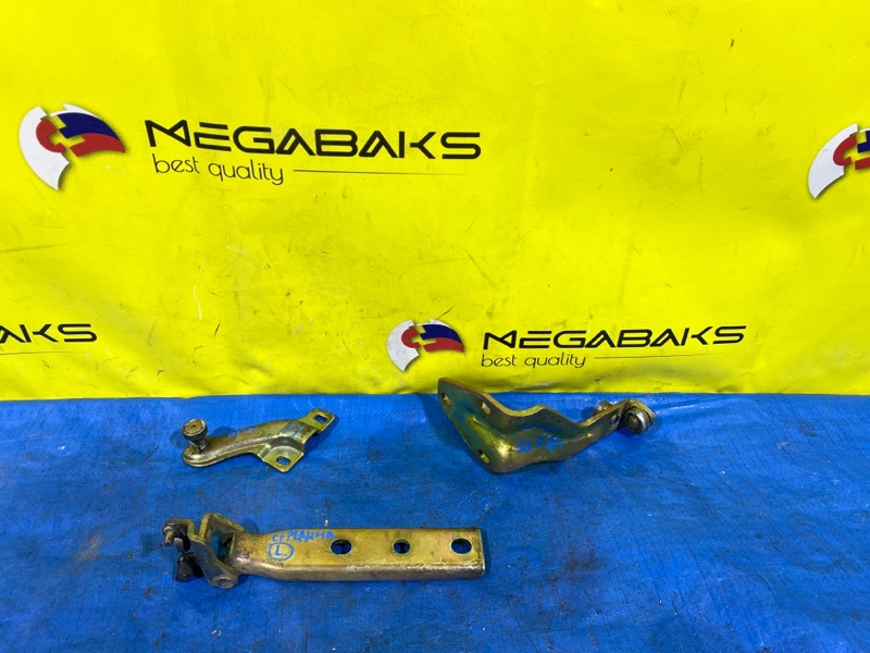 Ролик раздвижной двери Mazda Bongo SSE8R задний левый (б/у)