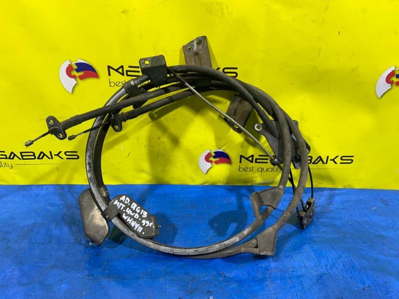 Тросик ручника Nissan Ad WHNY11 QG18DE задний правый (б/у)