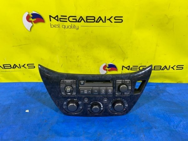 Блок управления климат-контролем Mitsubishi Lancer Cedia CS5W MR975440 (б/у)