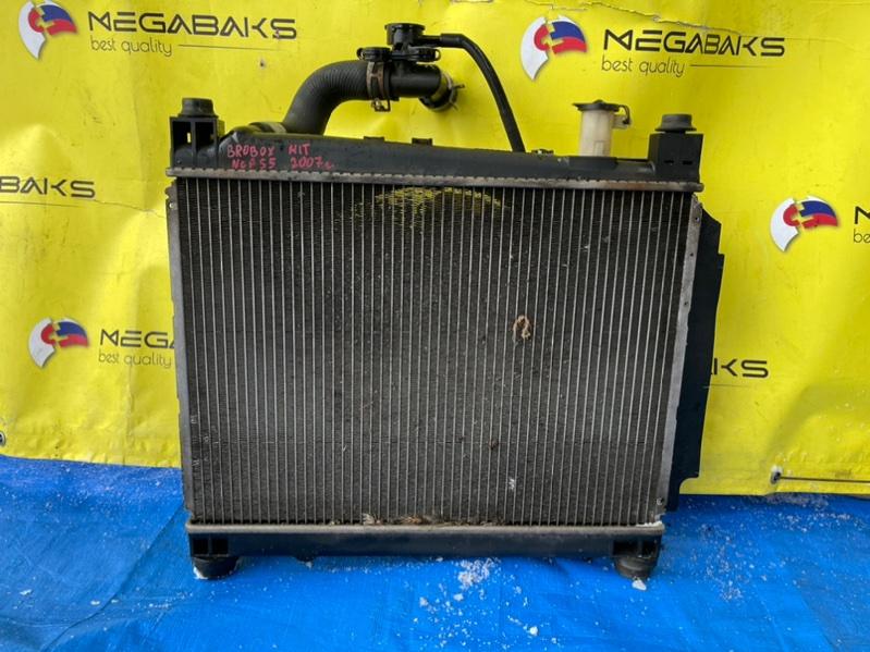 Радиатор основной Toyota Probox NCP55 (б/у)