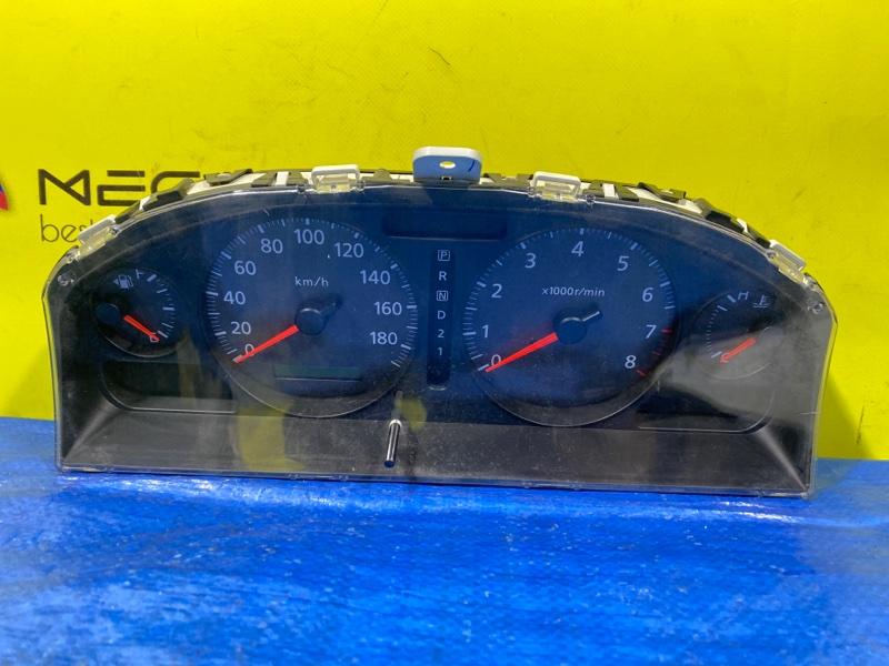 Спидометр Nissan Bluebird Sylphy QNG10 QG18DE (б/у)
