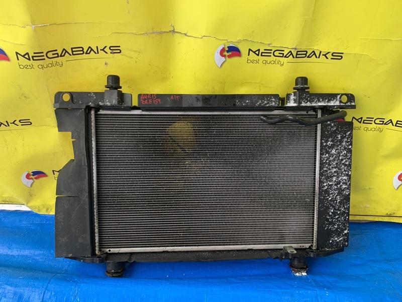 Радиатор основной Toyota Auris ZRE154 2ZR-FE (б/у)