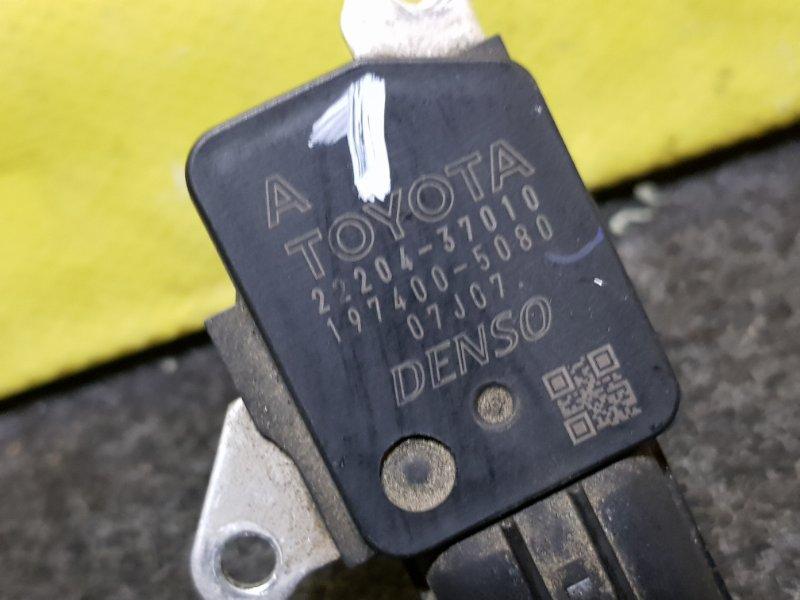 Расходомер воздушный Toyota Prius ZVW30 2ZR-FXE (б/у)