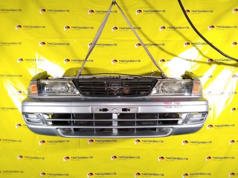 Nose cut Nissan Sunny FNB14 GA15DE 1997 1498 (б/у)