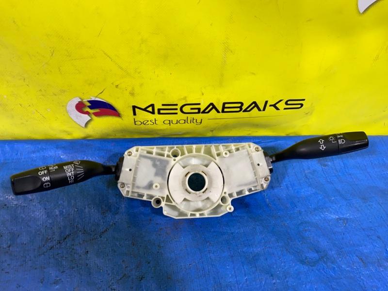 Блок подрулевых переключателей Honda Logo GA3 (б/у)