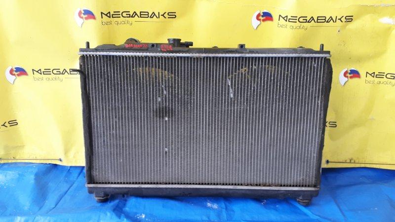 Радиатор основной Mitsubishi Diamante F46A 6G72 (б/у)