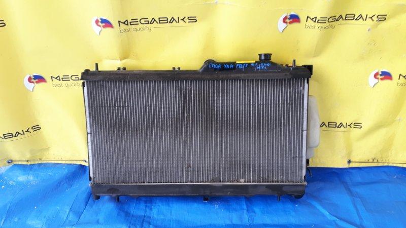 Радиатор основной Subaru Exiga YAM FB25 (б/у)