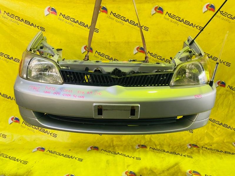 Nose cut Toyota Platz SCP11 1SZ-FE 2000 52-009 (б/у)