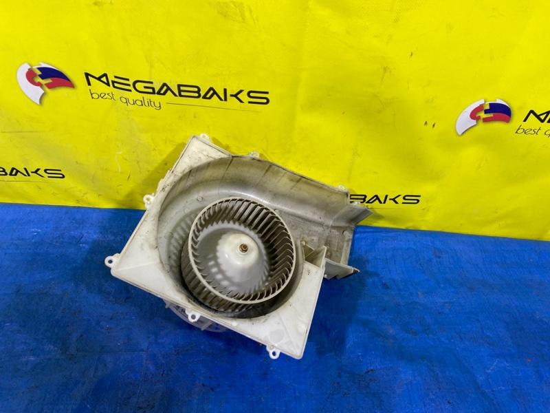 Мотор печки Nissan Bluebird Sylphy QNG10 (б/у)