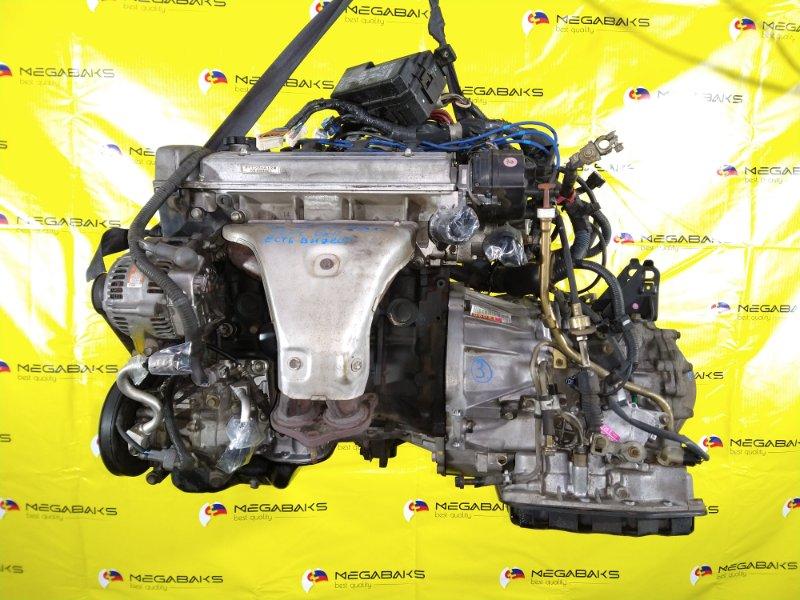Двигатель Toyota Spacio AE115 7A-FE 1998 H095663 (б/у)