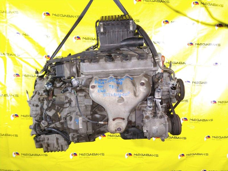 Двигатель Honda Hr-V GH3 D16A 1999 9006719 (б/у)