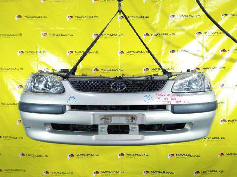 Nose cut Toyota Spacio AE111 4A-FE 1998 13-38 (б/у)