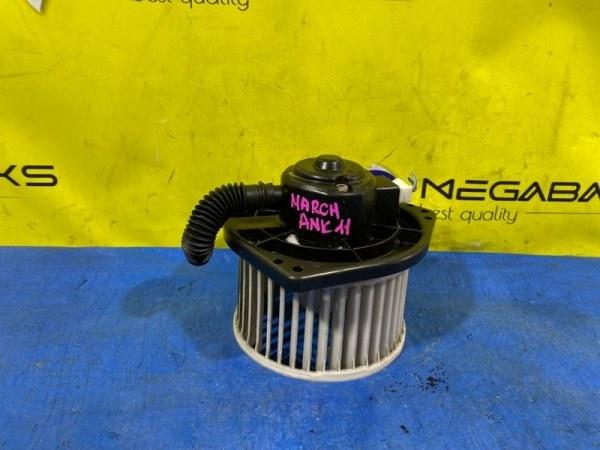 Мотор печки Nissan March K11 CG10DE (б/у)