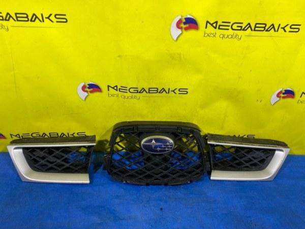 Решетка радиатора Subaru Impreza GG3 2006 III MODEL (б/у)