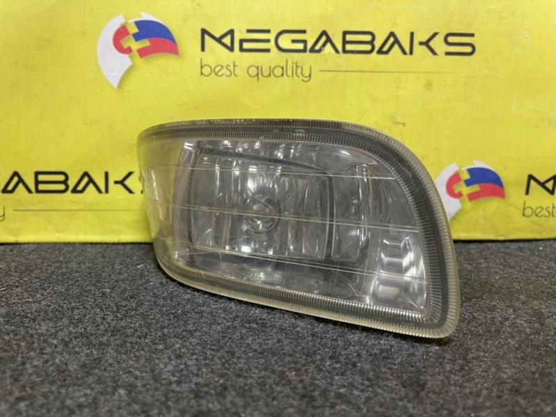 Туманка Toyota Mark Ii Qualis MCV21 правая 33-48 (б/у)