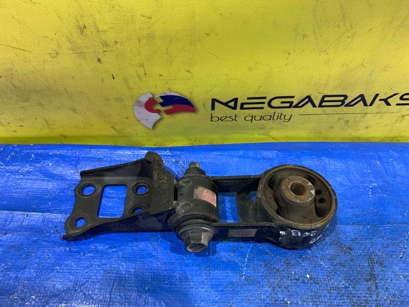 Подушка двигателя Toyota Spade NCP145 1NZ-FE задняя (б/у)