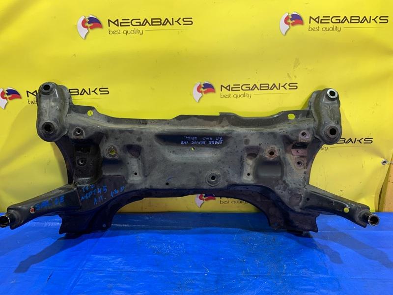 Балка под двс Toyota Spade NCP145 1NZ-FE передняя (б/у)