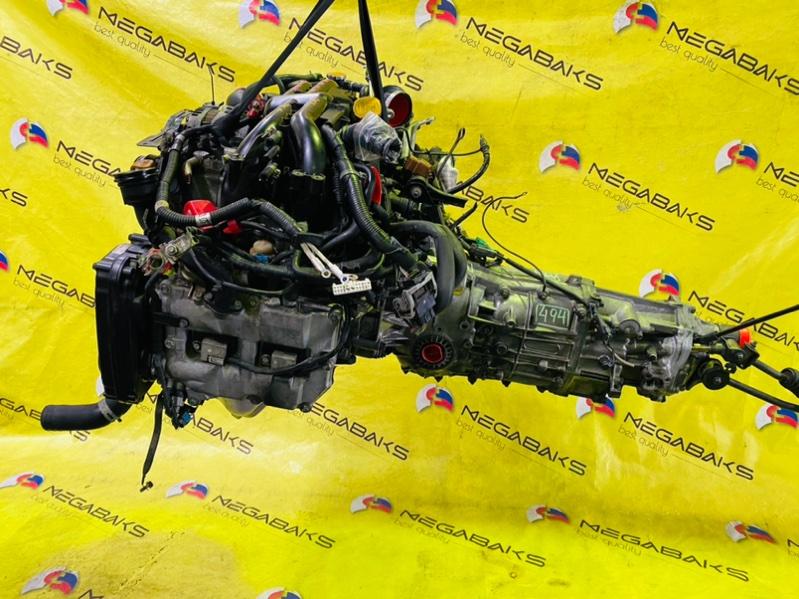 Мкпп Subaru Legacy BL5 EJ20Y 2006 TY757VBCAB (б/у)