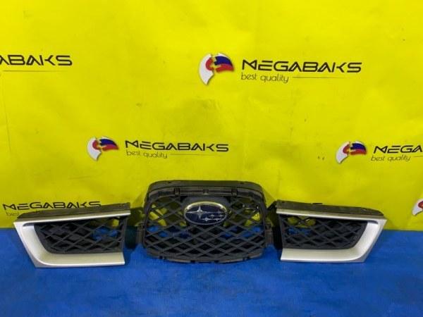 Решетка радиатора Subaru Impreza GG2 III MODEL (б/у)